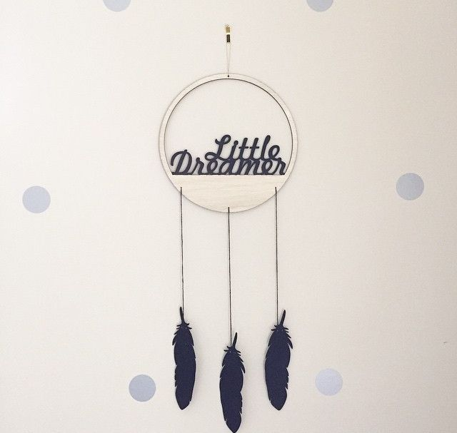LITTLE DREAMER - FEATHERS