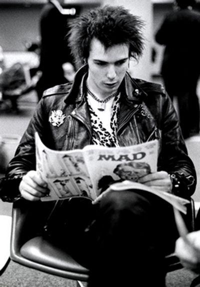 Sid Vicious.