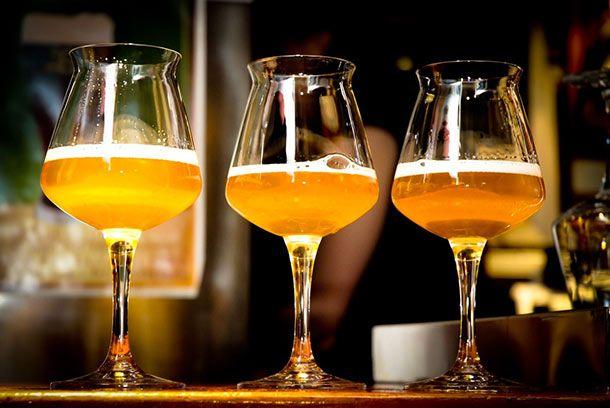 I bicchieri da birra #teku #bicchieri #birra #beer #glass #beerglass #brewery