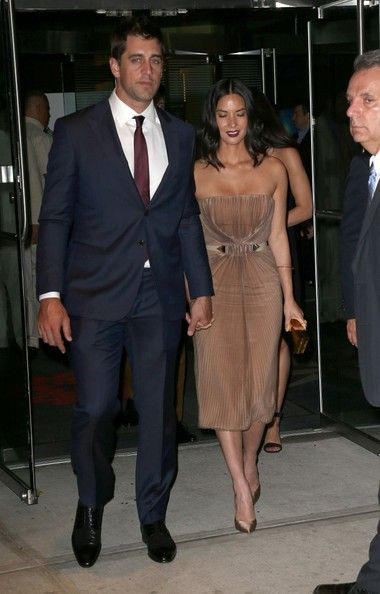 Aaron Rodgers Photos: 'Deliver Us From Evil' Afterparty in NYC