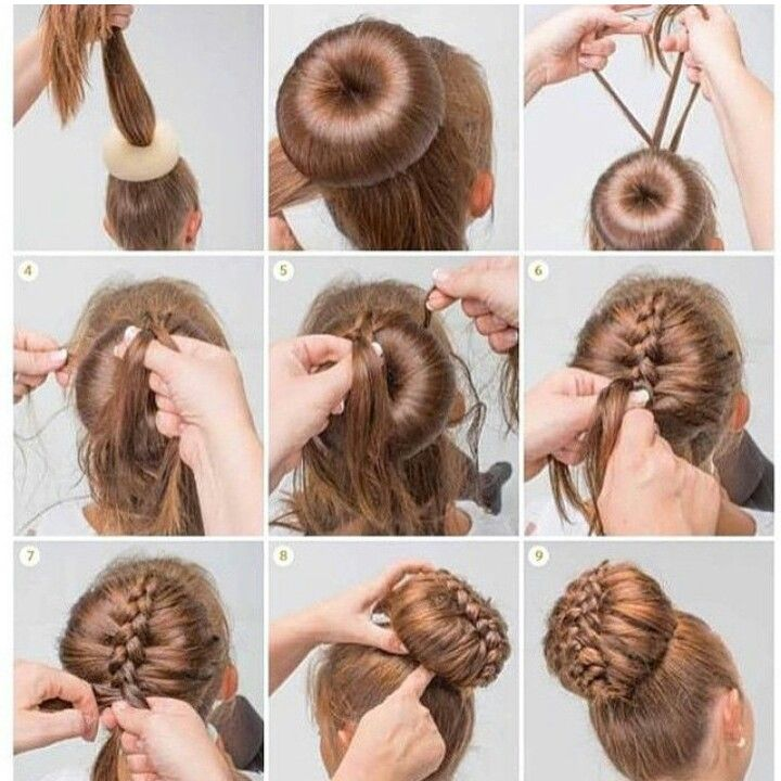 Excellent 1000 Ideas About Ballet Hairstyles On Pinterest Ballet Hair Short Hairstyles For Black Women Fulllsitofus