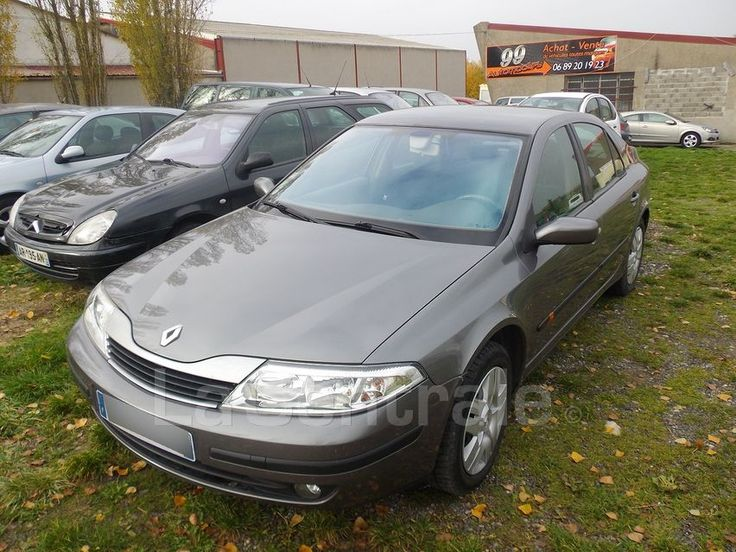 RENAULT LAGUNA II 1.9 DCI 110 EXPRESSION 2003 Diesel occasion - Louvigny - Moselle 57