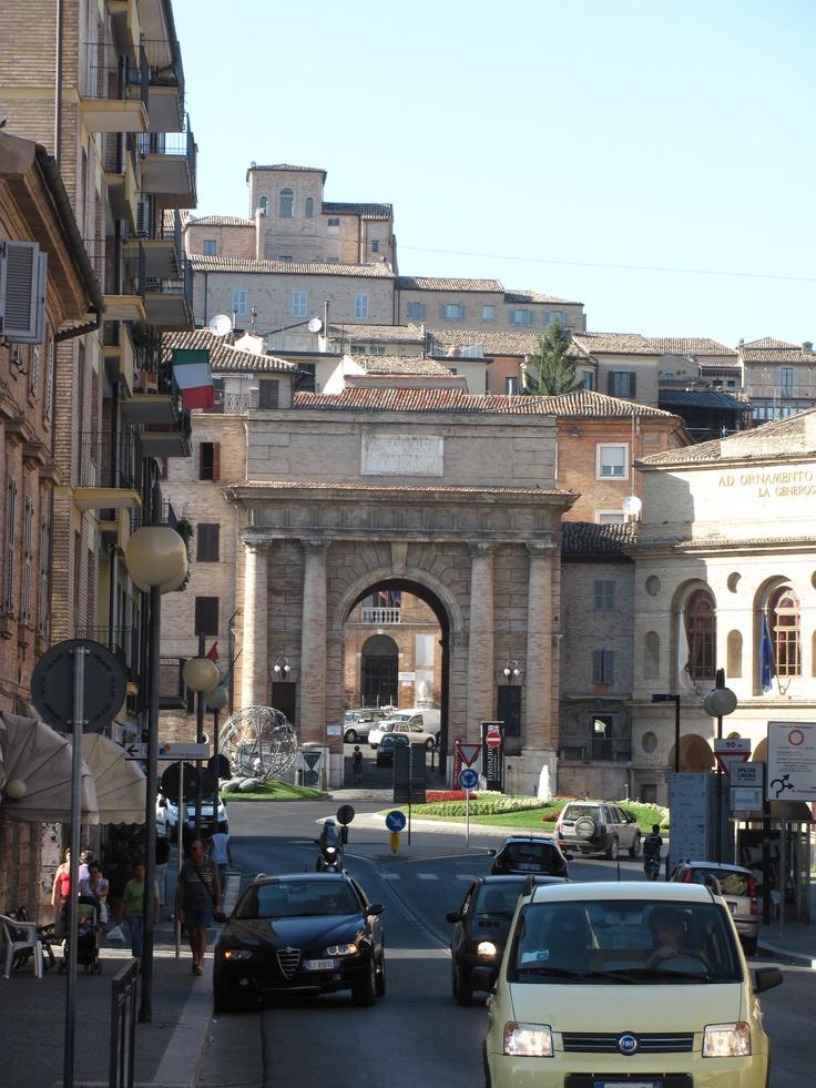 Macerata, Marche, Italy