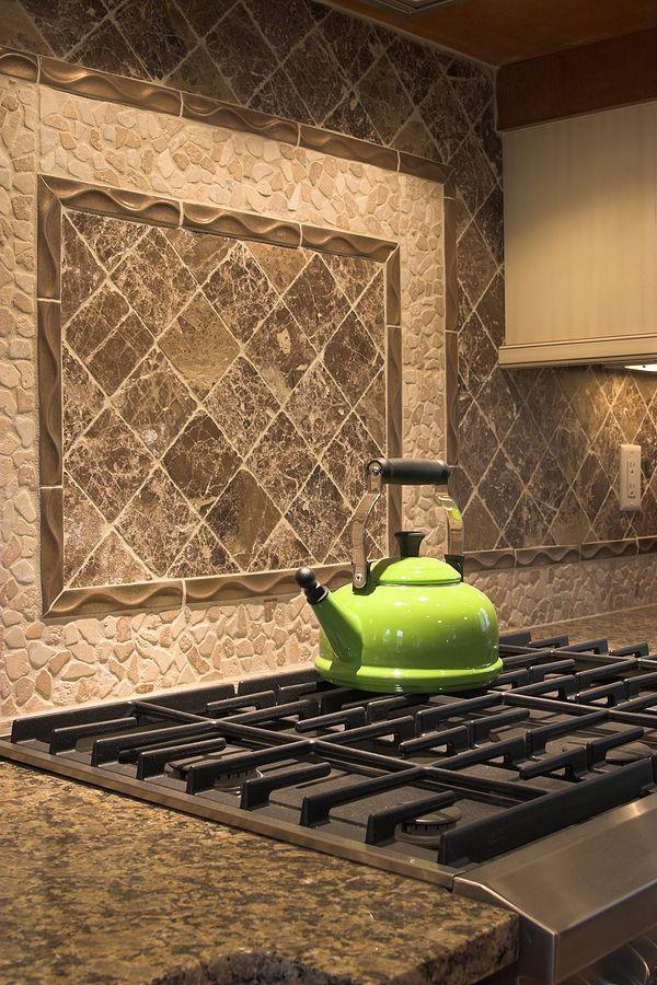 Very Nice Over A Cooktop Especially In A Clarskville TN Home. Designing A  Tile Backsplash: Kitchen Backsplash Tile Designs