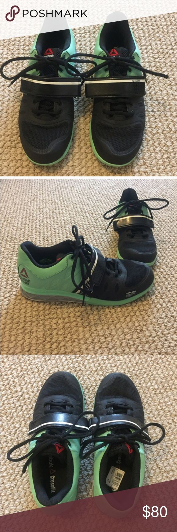 Reebok Crossfit Lifting Shoes- men's 6.5 Hardly worn. Excellent condition! Mens 6.5 or Women's 8 Reebok Shoes Athletic Shoes