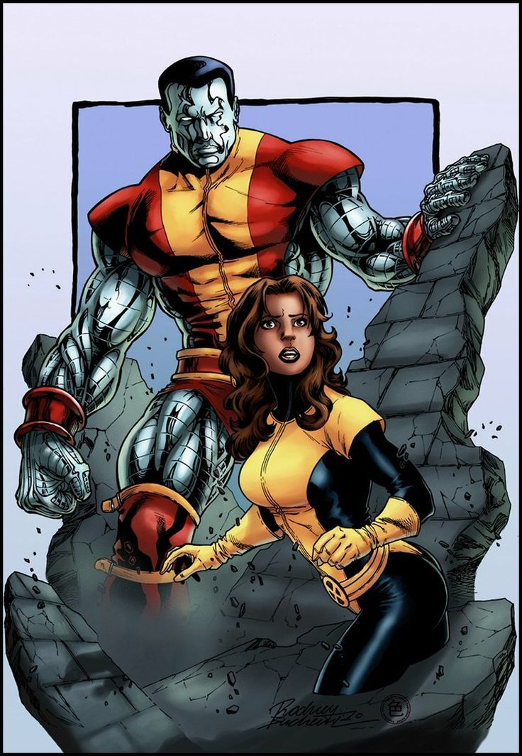 Astonishing X-Men 17 | Shadow and Flame with Magik |Shadowcat And Colossus Child