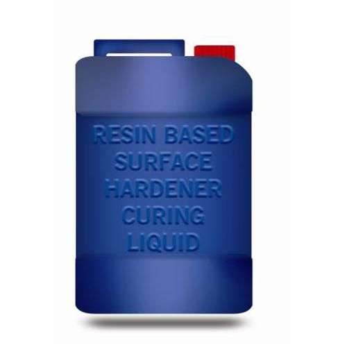 Resin Based Surface Hardener Curing Liquid