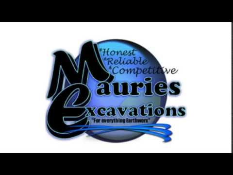 Mauries Excavations Blog - YouTube