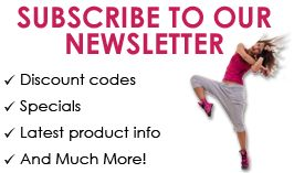 Raw Dancewear newsletter available www.rawdancewear.com.au
