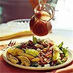 Salad dressings - different ideas and links