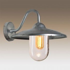 Brig stallamp gegalvaniseerd