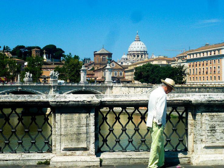 Pensieri sparsi per Roma