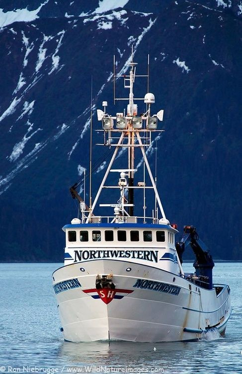 NorthWestern Alaska (I'd love to see the NorthWestern boat and all the guys!!)