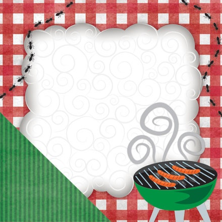 Food is on the Grill! Highlight your backyard BBQ in your ...