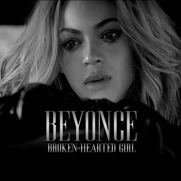 Broken Hearted Quotes Cover Photo: Broken Hearted Girl Beyonce