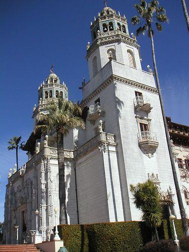 hurst castle  california - Google Search