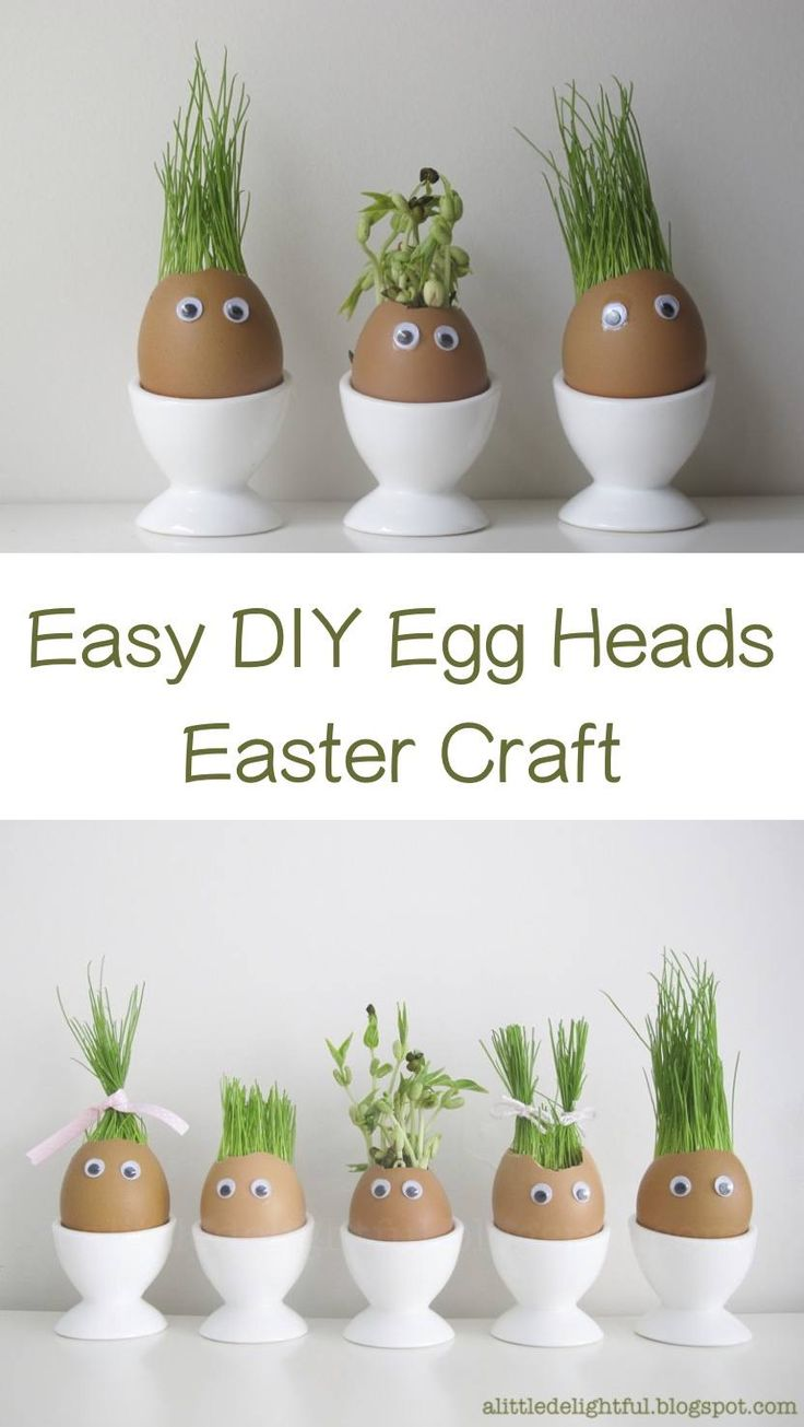 73 best easter crafts decorations images on pinterest easter 20 amazing easter decoration ideas you can make yourself solutioingenieria Images