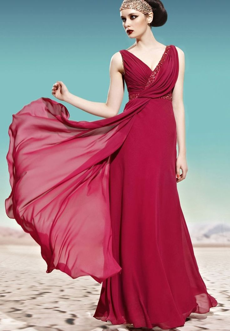 Elegant And Glamorous Dress 10 - Trends fashion and style 2015