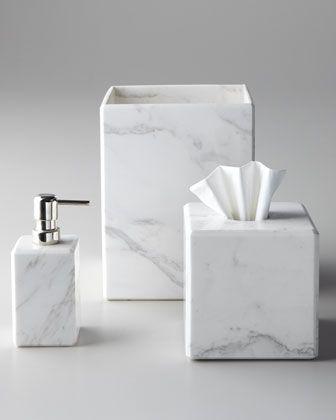 Die 8 besten Bilder zu rose gold marble bathroom auf Pinterest ... | {Badaccessoires stein 82}