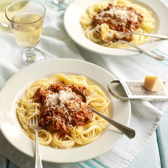 Spaghetti Bolognese recipe - Good Housekeeping - Good Housekeeping
