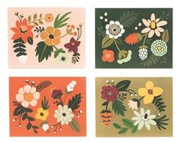 Rifle Paper Co. Assorted Folk card sets now in the sale at Northlight