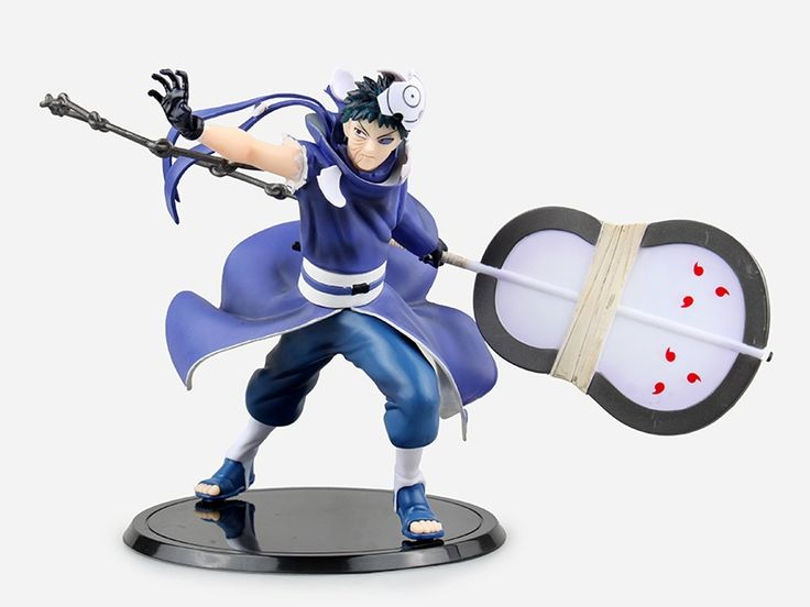 26.99$  Watch now - http://ai2ye.worlditems.win/all/product.php?id=32708060648 - Naruto Action Figures Uchiha Obito Japanese Anime Figure PVC Figurine Toys Naruto Shippuden Movie Anime Figure Obito with in box