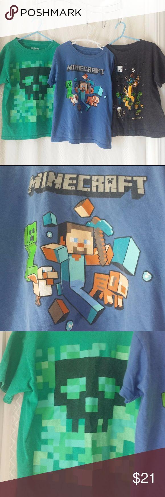 25 unique mojang minecraft ideas on pinterest minecraft minecraft 3 shirt bundle size med 78 gamestrikefo Choice Image