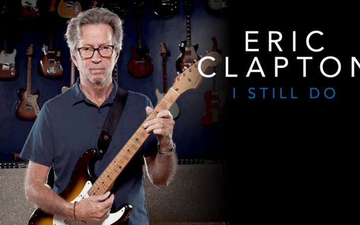 Antes, durante y después de los 80's: Eric Clapton