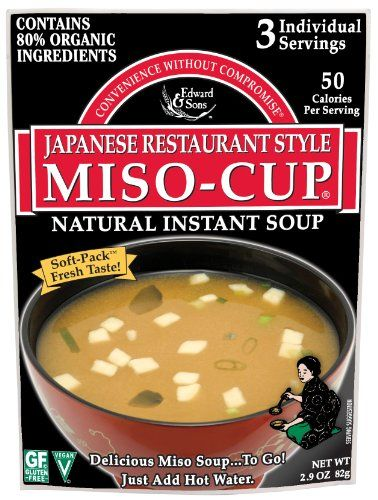 Miso-Cup Japanese Restaurant Style, 2.9-Ounce Pouch(Pack of 6) - http://goodvibeorganics.com/miso-cup-japanese-restaurant-style-2-9-ounce-pouchpack-of-6/