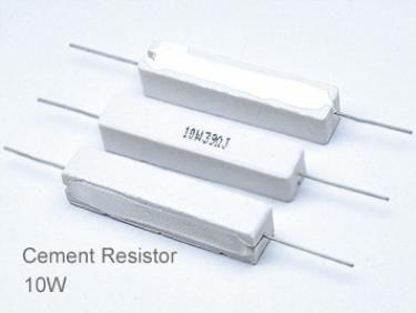 (5pcs) DIP Ceramic Resistor 5% 10W 5K Encapsulation: DIP Resistance: 5K Power Rating: 10W Tolerance: 5% Type: Ceramic Composition Size: 10*48 Brand: Utource