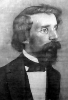 General William King Easley (1825-1872) fought for the confederacy during the Civil War; Served as attorney for the Atlanta and Charlotte Airline Company, which owned the railroad that passed through Easley.