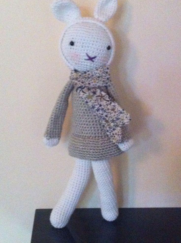 Joséphine de Tendre Crochet