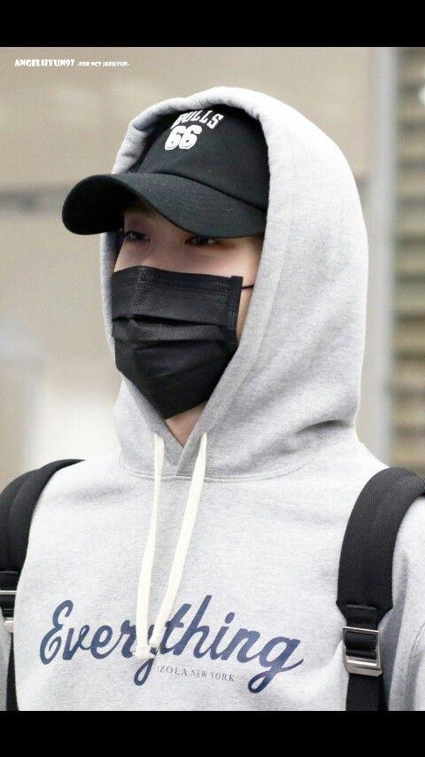 fef97d709524 Pin by zilo on Jaehyun in a hoodie | Riding helmets, Helmet, Hats