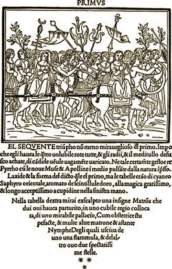 Hypnerotomachia Poliphili de Francesco Colonna, edición impresa por Aldo Manucio (Venecia, 1499).: Hypnerotomachia Poliphili, Francesco Colonna, Prints Press, Poliphili De, Colonna Hypnerotomachia, Graphics Design, Design History, De Francesco