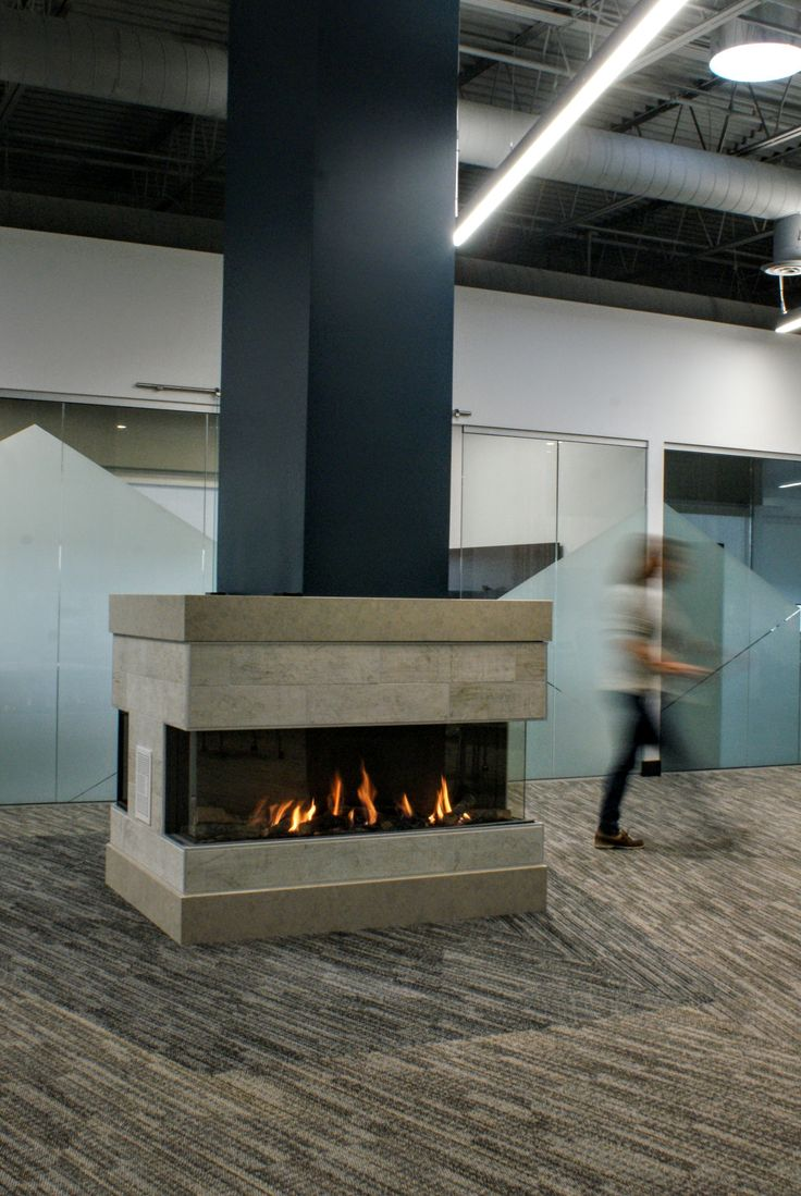 13 Best Images About Modern Bay Style Gas Fireplaces 3 Sided On Pinterest