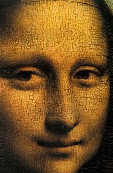 Famous Painters List. Mona Lisa. 'Nuff said.
