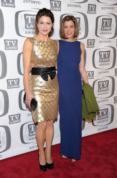 Jane Leeves and Wendie Malick: 9th Annual TV Land Awards
