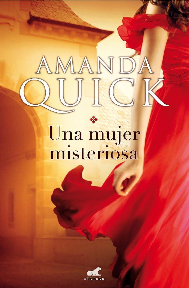 Título: Una Mujer Misteriosa   Autor: Amanda Quick
