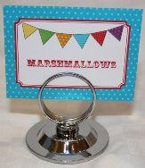 Lolly Buffet card holder