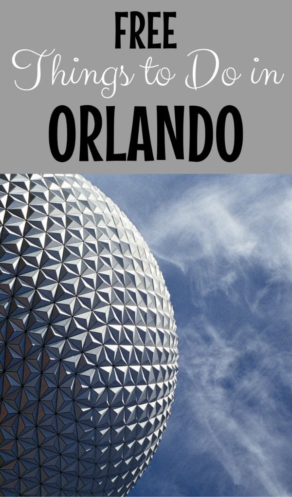 High Disney prices threatening to bust your family vacation budget? There's so many other activities to do in Orlando - many of which are totally free! Save money on your next trip to Orlando, Florida with these free things to do.