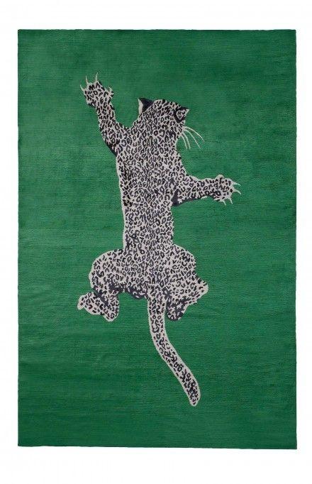 Diane von Furstenberg- Climbing Leopard