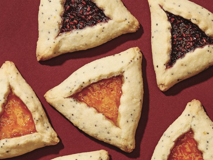 Celebrate Purim with these gorgeous, buttery cookies. Find out how to make these Hamantaschen cookies and more at Chatelaine.com