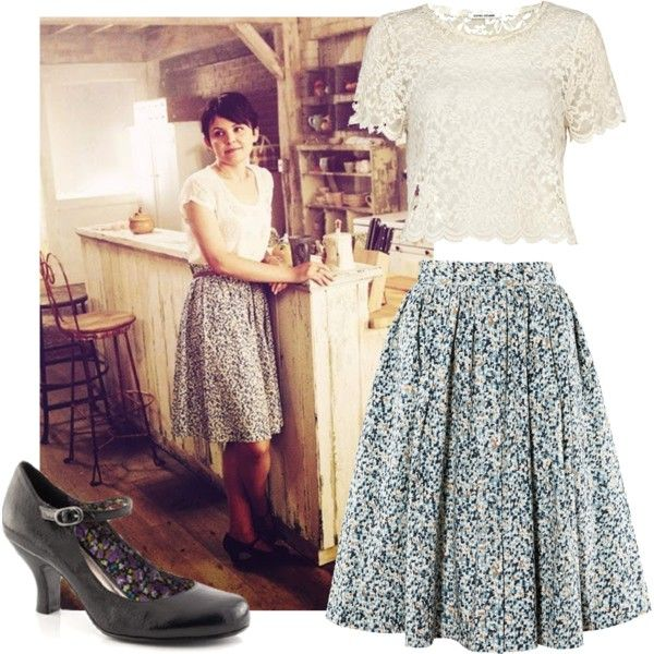 Mary Margaret Blanchard Outfit - Lonely Hunter, created by missmerfaery on Polyvore