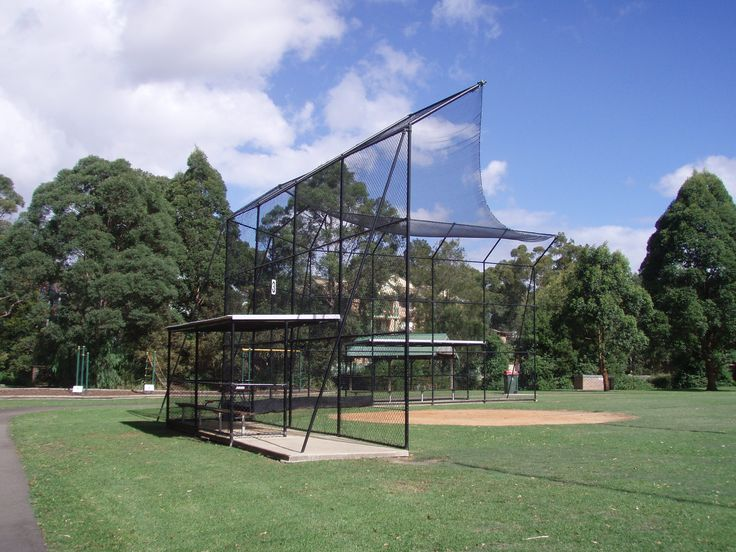 Pioneer Park & Kids Playground - Balaclava Road, Marsfield, NSW. Pioneer Park is a popular sportsfield used for baseball. It has a large picnic area, plus a playground and a fitness circuit.  #Marsfield #Ryde #Park #Playground #Kids #CityofRyde #RydeLocal #Children