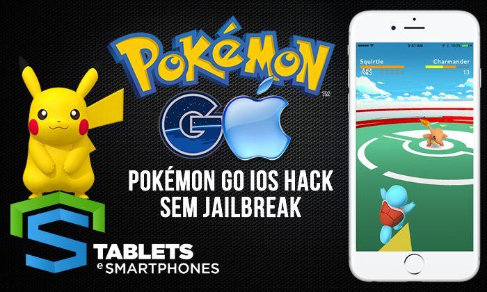 Nova versão de Pokémon GO iOS MOD 1.13.4 é uma ferramenta para iPhone que inclui Fake GPS, Joystick e não precisa de Jailbreak.
