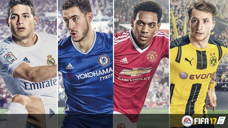 Cerințe de sistem FIFA 17 - cerinte de sistem, ea games, FIFA 17
