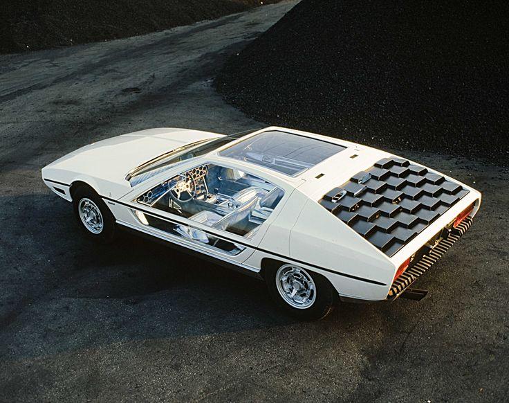 1967 Lamborghini Marzal by Bertone