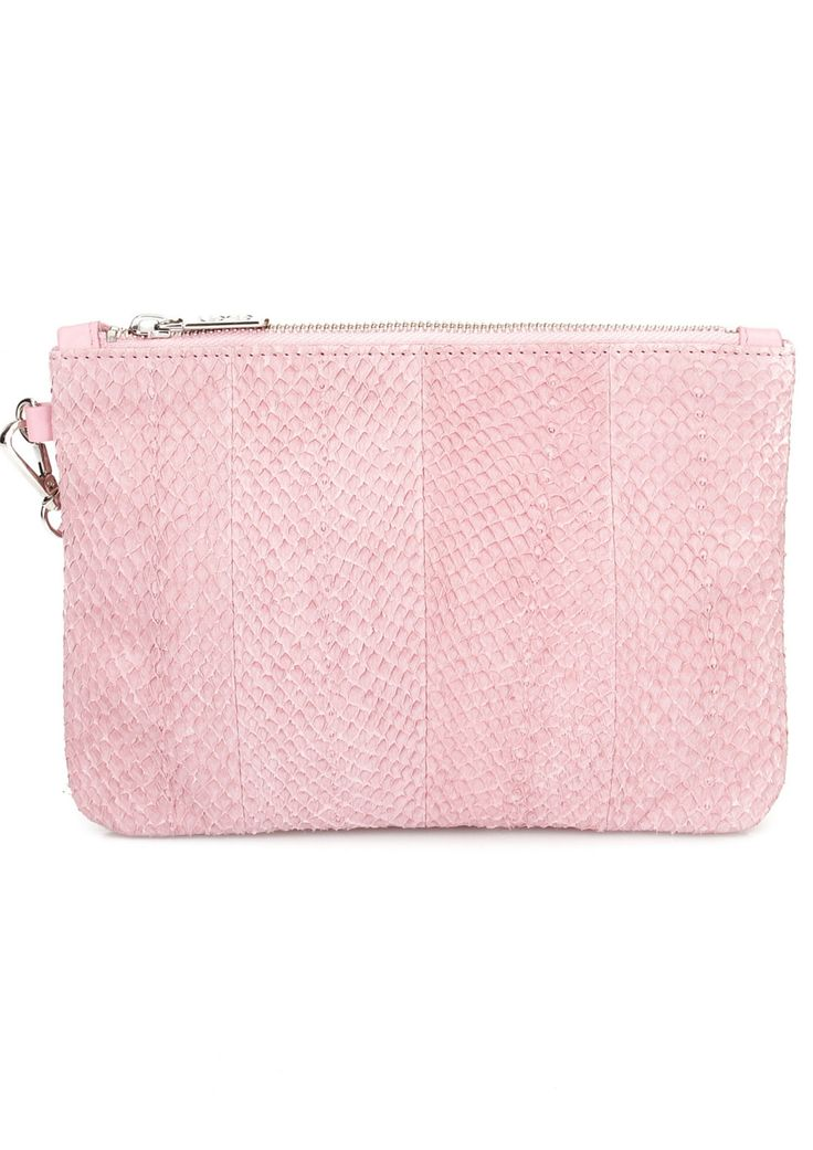 Fishleather Clutch from Eben at Just Fashion