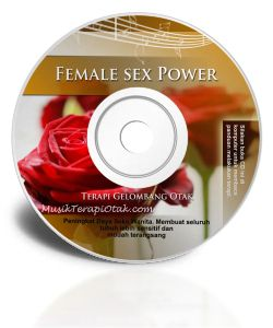 CD Terapi Perangsang Wanita Alami dan Peningkat Daya Seks Wanita | Rahasia Teknik dan Musik Relaksasi untuk Terapi Gelombang Otak