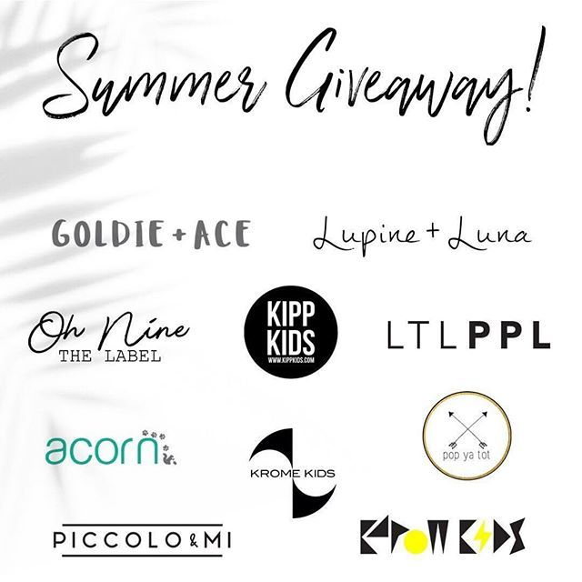 THE ULTIMATE $1000 SUMMER GIVEAWAY IS HERE!  Want to win a $100 store credit from each of these 10 stores?! One lucky person will win this $1000 total prize  How do you enter?  1. FOLLOW US  2. LIKE THIS IMAGE  3. HEAD OVER TO @ohnine.thelabel AND REPEAT STEPS 1-3.  4. FOR AN EXTRA ENTRY: REPOST THIS IMAGE AND USE THE HASHTAG #ULTIMATESUMMERGIVEAWAY AND TAG A FRIEND BELOW.